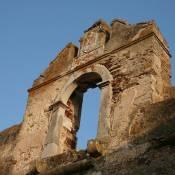 Castro Marim Castle Detail