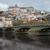 Coimbra Across the Mondego