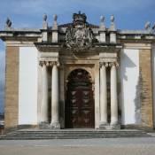 Biblioteca Joaninha Entrance - Coimbra