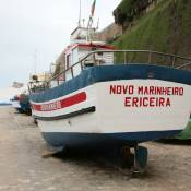 Ericeira Fishing Boat