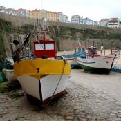 Ericeira Fishing Boats