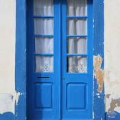 Cottage Door - Ericeira