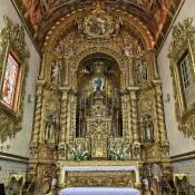 Igreja do Carmo, Faro interior