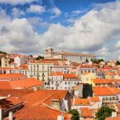 Graca rooftops - Lisbon