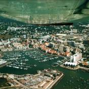Vilamoura Marina from the Air