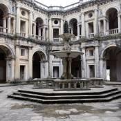 Joao III Cloister - Convento de Cristo in Tomar