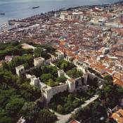 Lisbon View - Castle and Beyond