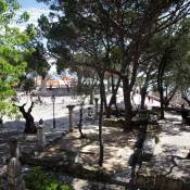 Lisbon Castle Gardens