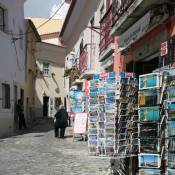 Tourist Shops in Santa Cruz - Lisbon
