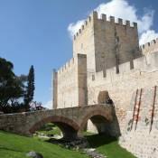Castelo de Sao Jorge - Lisbon