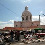Feira da Ladra - Lisbon