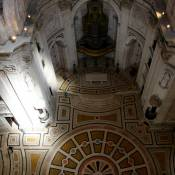 National Pantheon Interior