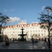Rossio Square - Lisbon