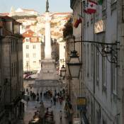Rossio View - Lisbon