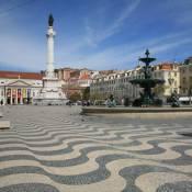 Rossio - Lisbon
