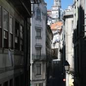 Clerigos Glimpse - Porto