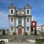 Igreja de Sao Ildefenso - Porto