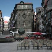 Praca da Ribeira - Porto