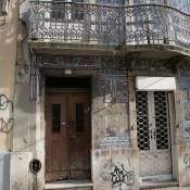 Old Tiled House - Lisbon