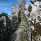 Moorish Castle Battlements - Sintra