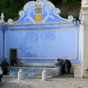 Filling Water Bottles - Sintra