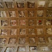 Elaborate Ceiling - Convento de Cristo - Tomar