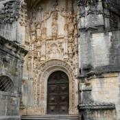 Manueline Entrance - Convento de Cristo - Tomar