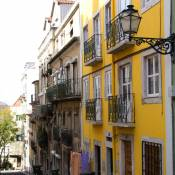 Yellow House - Lisbon