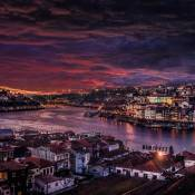 Porto by Night - Ribeira