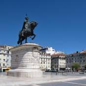 Praça da Figueira - Lisbon