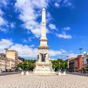 Praça Dos Restauradores - Lisbon