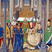 Wedding of Joao I and Philippa of Lancaster