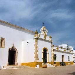 Church of the Divino Salvador de Alvor