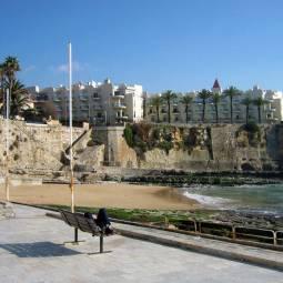 Praia da Azarujinha, Estoril