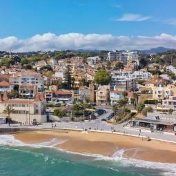 Praia da Poça, São João do Estoril