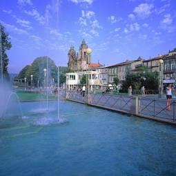 Avenida Central, Braga