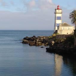 Santa Marta lighthouse - Cascais