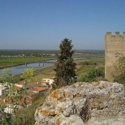 Alcacer do Sal Castle View