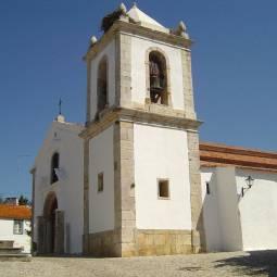 Alcacer do Sal Church