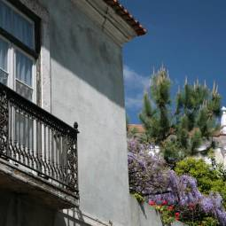 Balcony and Garden in Alfama - Lisbon