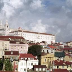 Sao Vicente monastery - Alfama