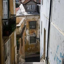 Alfama Stairs