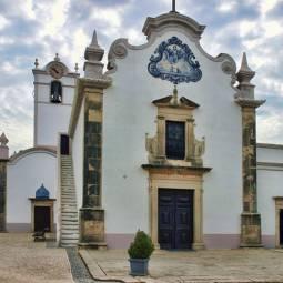 Church of São Lourenço - Almancil