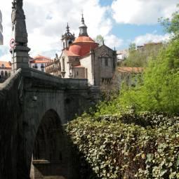 Amarante - View over the bridge