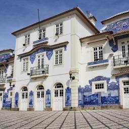 Old Train Station - Aveiro
