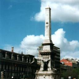 Obelisk - Praca dos Restauradores - Lisbon