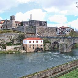 Barcelos across the River Cávado