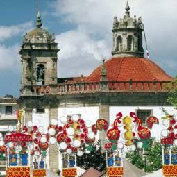 Barcelos Market Day Decorations