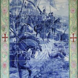 Battle of Bucaco Azulejos