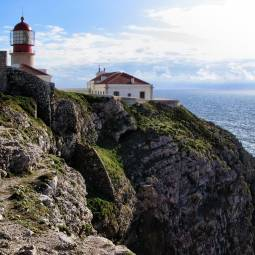 Cabo de São Vicente and lighthouse